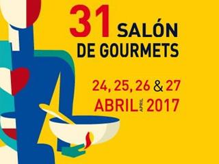 Salón Gourmets- Madrid