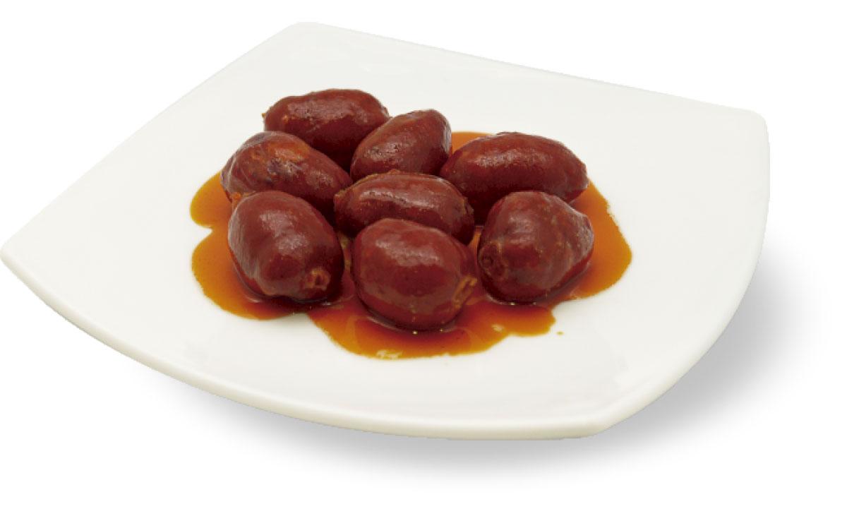Choricitos de sidra