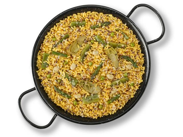 Rice with quinoa
